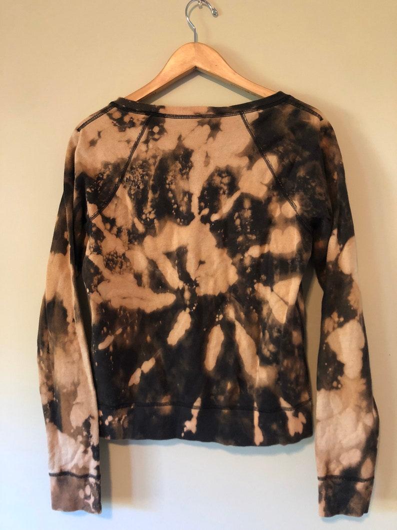 Acid Washed Under Armour Sweatshirt