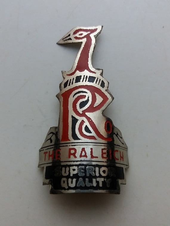 Raleigh Head-badge.