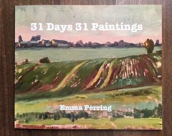 31 Days 31 Paintings