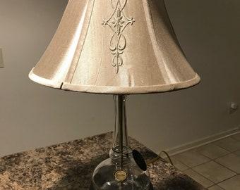 Willett Bottle Lamp
