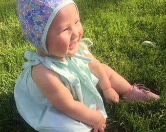 Penn and Chlo and Sweet Littles Collaboration Bonnet