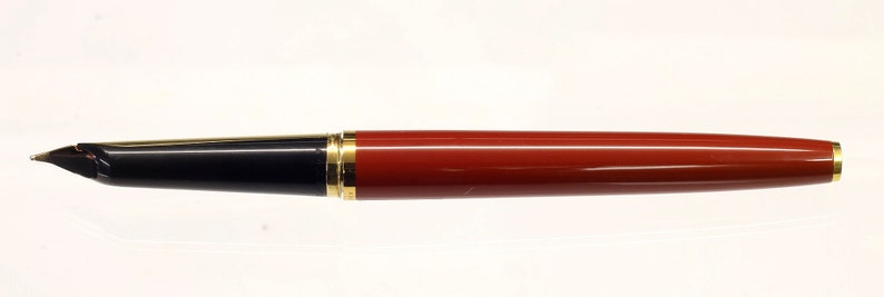 Vintage fountain pen  WATERMANN CF gold nib