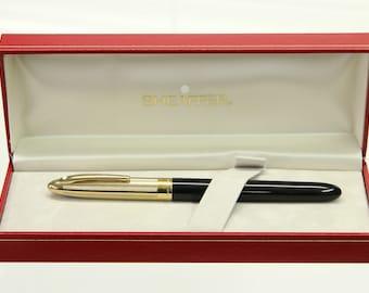 Sheaffer Crest 593 fountain pen  gold nib