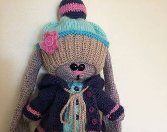 Crochet Bunny (Amigurumi)