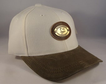 14b1c473d31 San Jose Sharks NHL Vintage Strapback Hat Cap American Needle Ivory Tan new  with tags