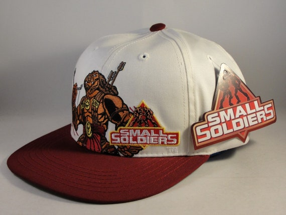 1f0eca9fc7f Kids Youth Size Small Soldiers Vintage Snapback Hat Cap Annco