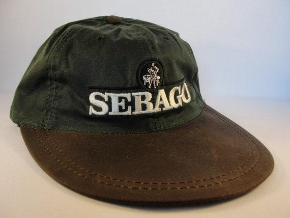 Sebago Vintage Strapback Cap Hat American Needle Low Profile