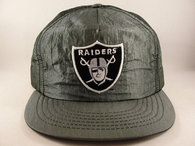 8aae9223ebf Oakland Raiders NFL Vintage Snapback Hat Cap American Needle