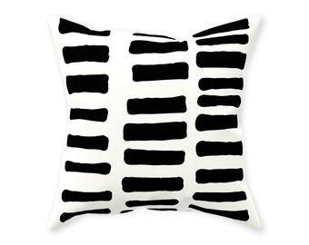 Row Outdoor Pillow