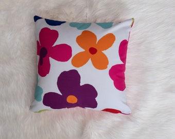 Dogwood Throw Pillow Sample