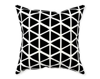 Geometric Outdoor Pillow