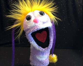 Sock puppet--Tinkers