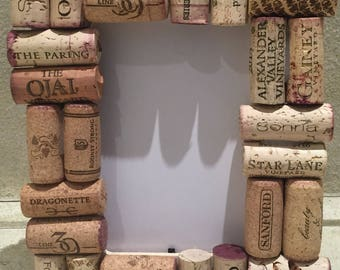 Corked Picture Frames