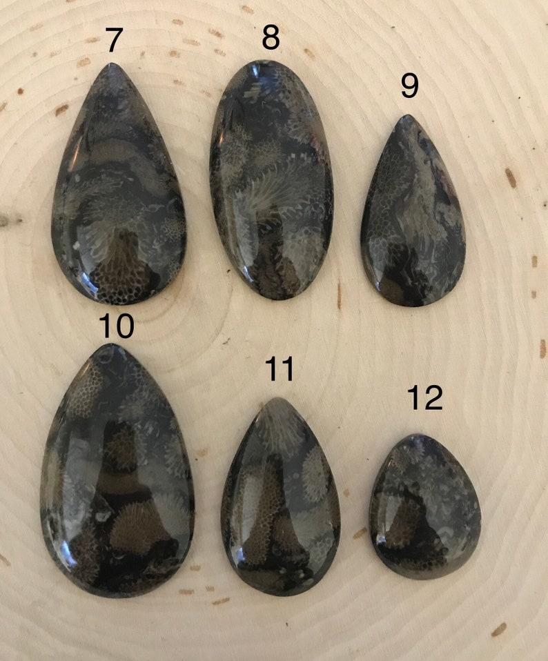 B Cladophora Cabochons