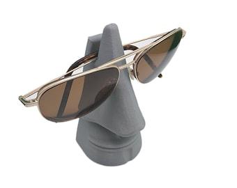 Glasses Holder Stand Nose for Bedside Stand or Desk