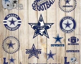 Dallas Cowboys Svg, Dallas Cowboys Png, Pdf, Eps, Dxf, Jpeg, Football Svg, Dallas Cowboys Clipart, Vector, Silhouette, Cameo,Cricu