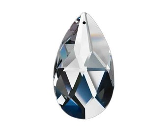 Crystal Pear-Shaped