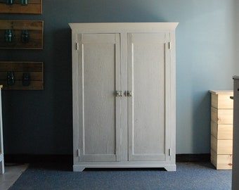 Vintage Cupboard with Updated Features