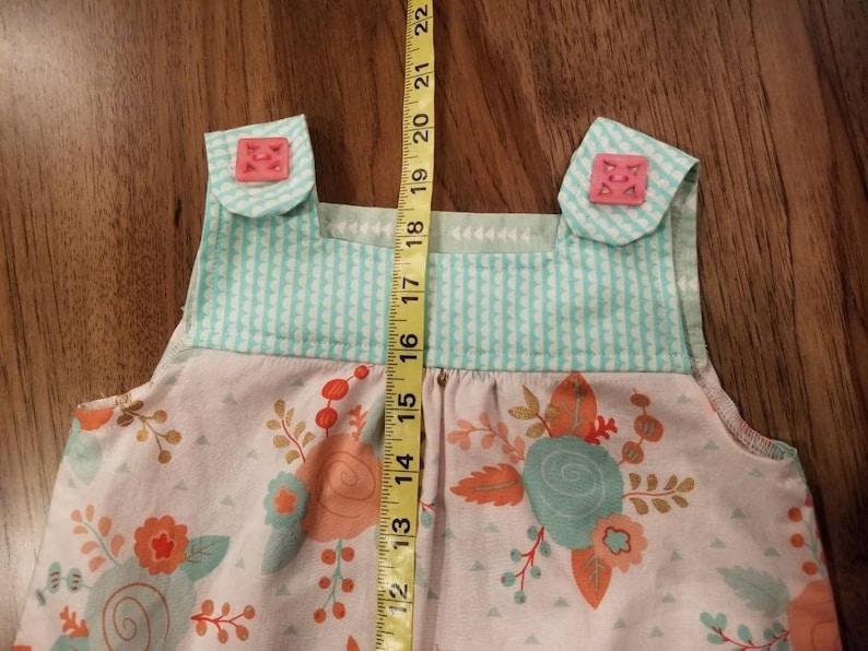 Baby girls spring dress summer dress baby dress sun dress Size 3 toddler dress
