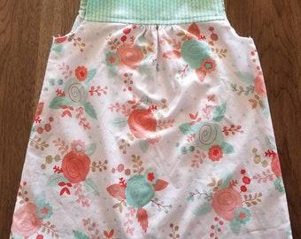 Baby girls spring dress. Size 3 , sun dress , baby dress