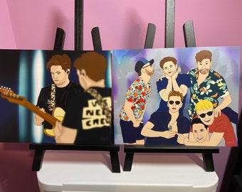 Niall Horan Prints