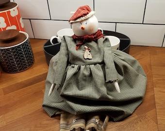 Sadie the Snow Lady Doll