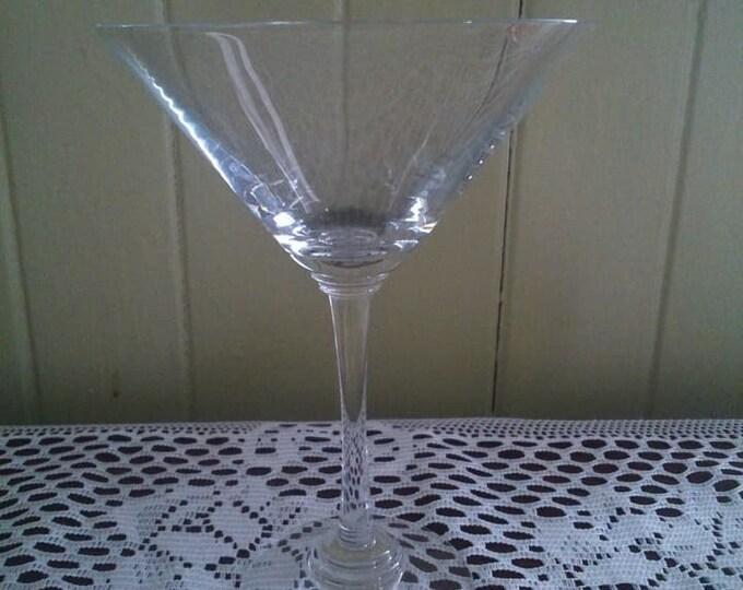 Cocktail Martini Glassware