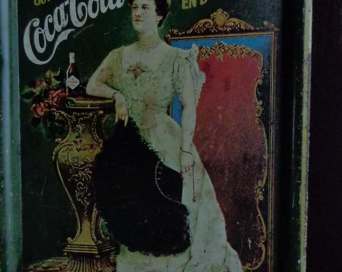 Coca cola LILLIAN RUSSELL 1904 1968