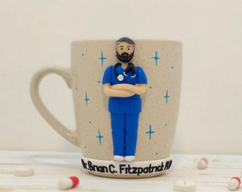 Surgeon Gift - NEUROLOGY MUG - Medical Doctor Gifts - Neurosurgeon - Surgeon Gift Idea - Medical Jokes - Medical Humour - Orthopedic Surgeon