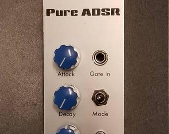 GSMN! Pure ADSR v2.0 Eurorack Module.