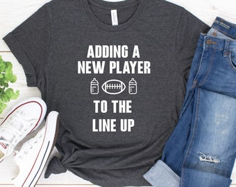 Funny Football Or Pom Pom Big Bro Loves You Fan Women Sweatshirt tee