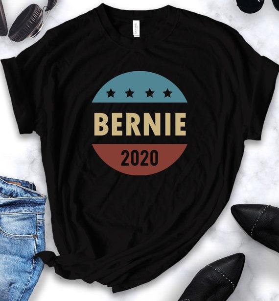 Bernie Sanders Giveayway T Shirt Feel the Bern Shirt 2016