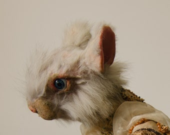 Chinchilla-ish Art Doll