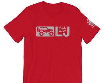 LJ Nation / LJ All Day - Special Edition Short-Sleeve Unisex T-Shirt