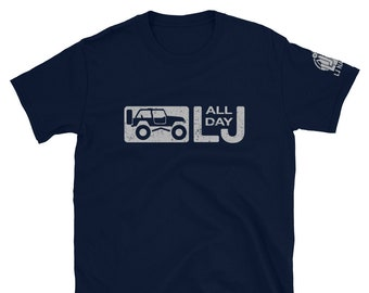 LJ Nation / LJ All Day Classic Special Edition Ring-spun Tee - Unisex
