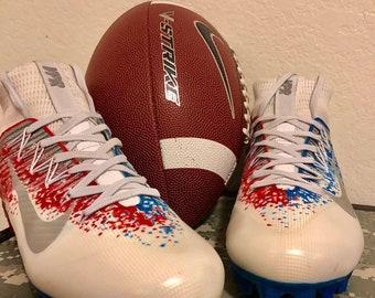 USA Nike Vapor football cleats 547cc62cde1
