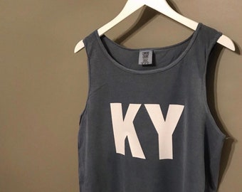 b17e549fe Comfort Colors State Tank Top- Any State