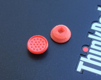 3mm TrackPoint SoftRim type Caps 3d-printed x 2pcs