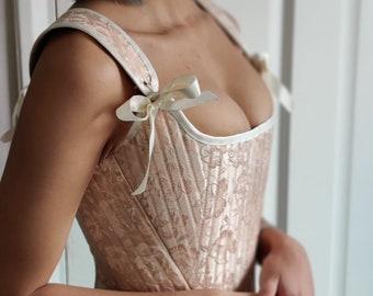 18th century stay, corset