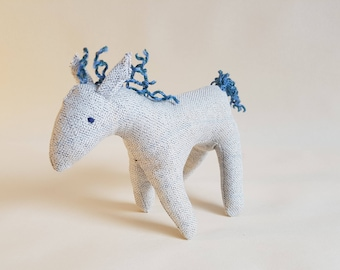 Handmade pony