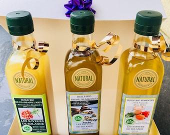 The Tetrapleura organic flavoured natural oil | Etsy
