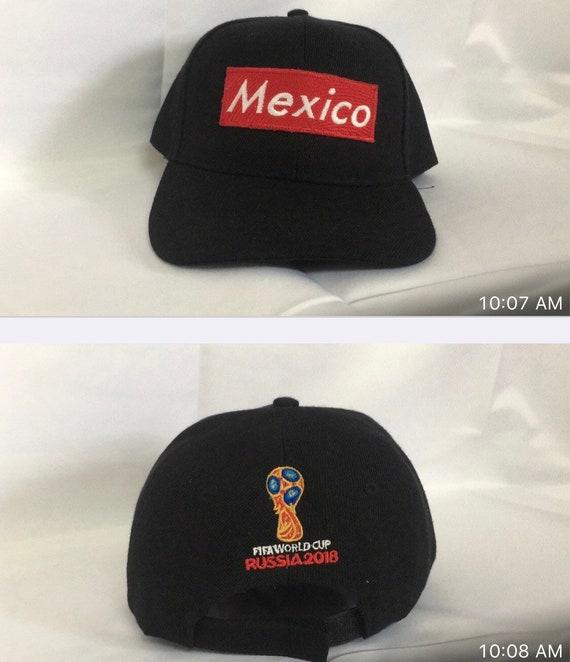 22bb74e5d8a MEXICO SUPREME FIFA World Cup 2018 hat
