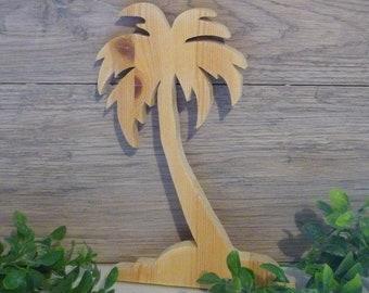 Tree decorative coconut wood
