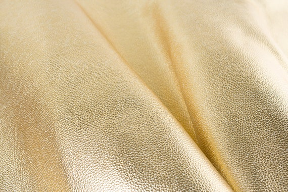 BROWN EMBOSSING ITALIAN  Leather Calf Cow Hide Scraps Scrap Square Pieces