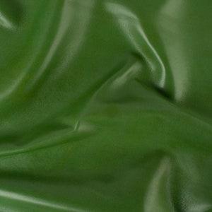 P3 SilverBlack Embossed Print ITALIAN Lambskin sheep leather hide skin hides nappa
