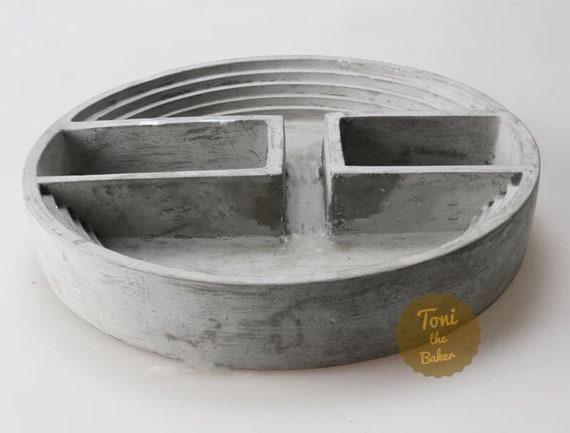 Formy Silikonowe Dla Betonu Sadzarka Soczyste Doniczki Formy Silikonowe Garnki Cylindry Cement Formy Gliny Betonu Sadzarka