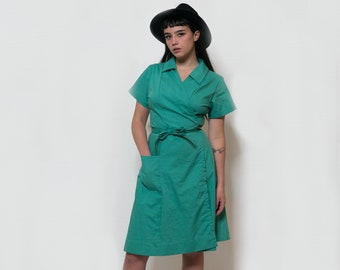 Angelica Wrap Dress