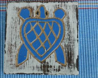 Blue Turtle Coasters