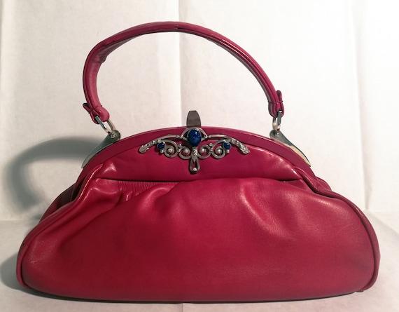 Vintage handbag 60s-Vintage handbag 60s