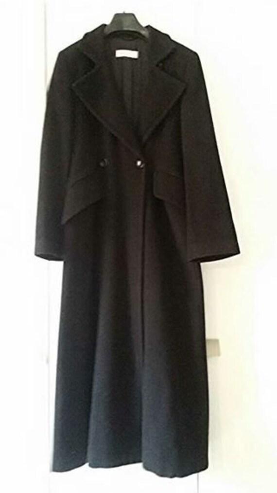 "Vintage ""Penny Black"" coat - Cappotto ""Penny Black"